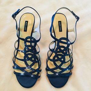 NWOT Alex Marie rhinestone shoes from Dillard's